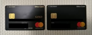 オリコカードのデザイン比較
